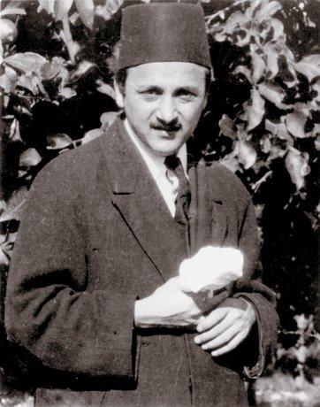 Shoghi Effendi Sursă foto: Wikipedia
