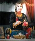 Celebra şi cunoscuta prezicătoare, tămăduitoarea Sunita