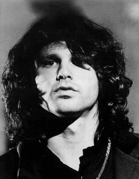 Jim Morrison în  iunie 1969 Foto Elektra Records, Sursa Wikipedia