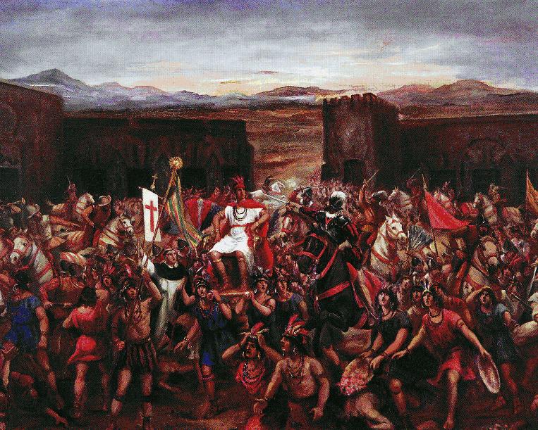 Pictura de Juan Lepiani. Sursa Wikipedia.