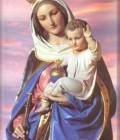 Sfânta Maria a apărut într-un cimitir din Heede, Germania