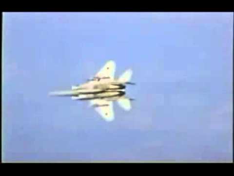 Piloţii avioanelor de vânătoare americane au urmărit îngerii