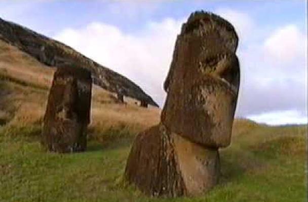 Misterioasa insula Paştelui