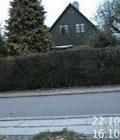 O cameră de supraveghere din Danemarca a filmat o fantomă
