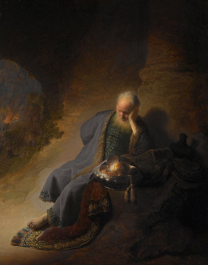 Rijksmuseum Amsterdam. Pictura de Rembrandt, sursa Wikipedia.