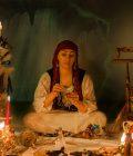Vrăjitoarea Danusia Florica, cea mai experimentată din sud-vestul Europei