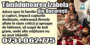 Banner 300x150 Tamaduitoarea Izabela din Bucuresti 2