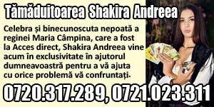 Banner 300x150 Tamaduitoarea Shakira Andreea