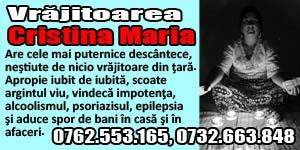 Banner 300x150 Vrajitoarea Cristina Maria
