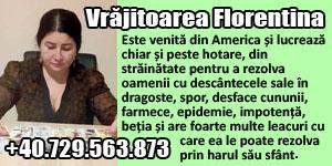 Banner 300x150 Vrajitoarea Florentina