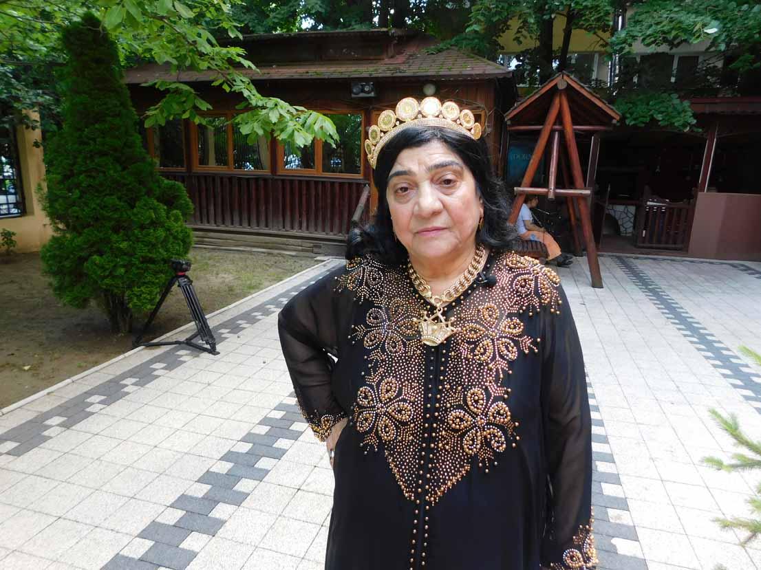 Regina magiei albe Maria Câmpina 11