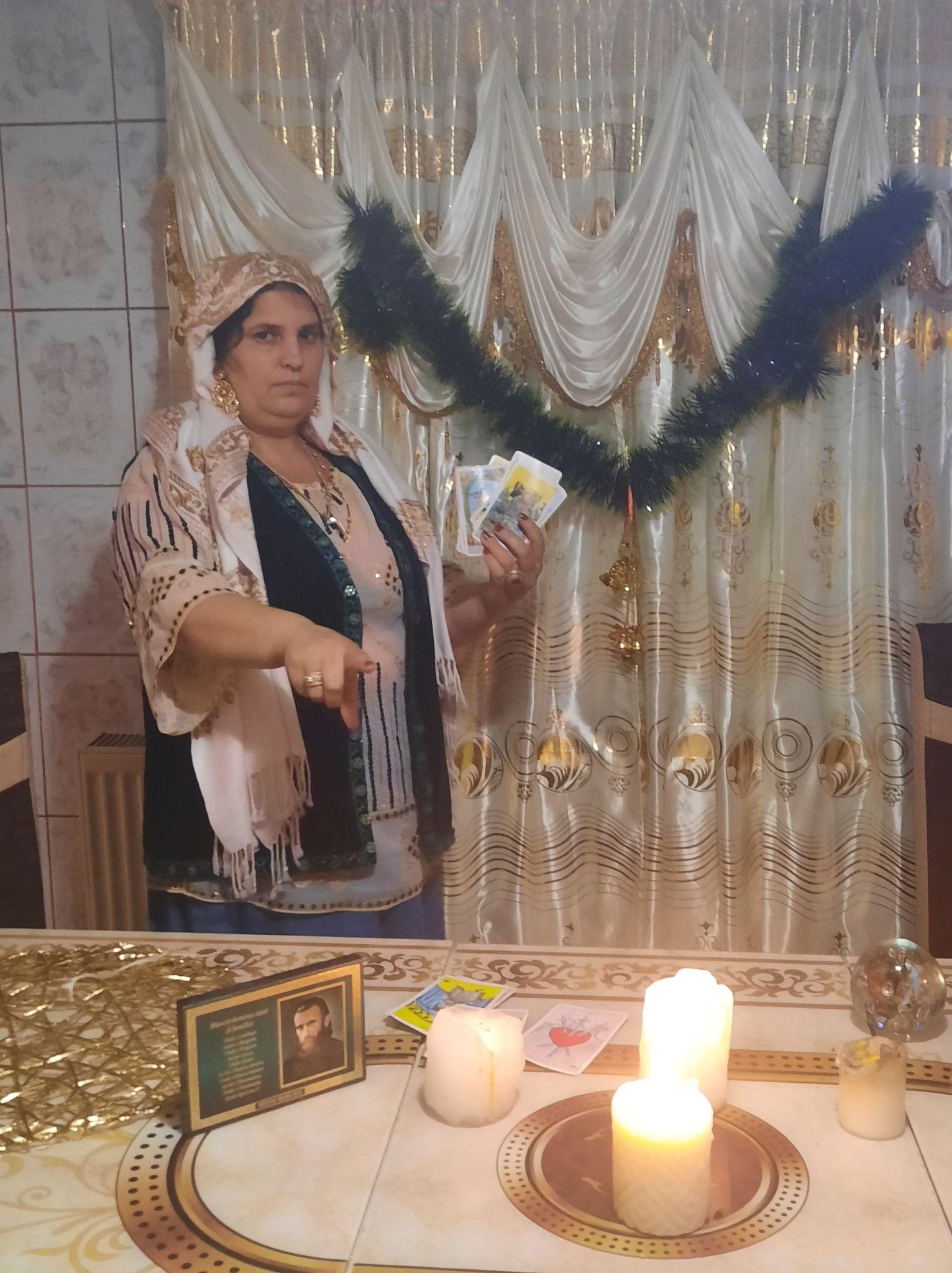 Vrăjitoarea Călin Georgeta 77