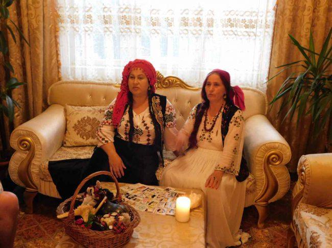 tamaduitoarea Somna Valentina si vrajitoarea Elena Minodora i