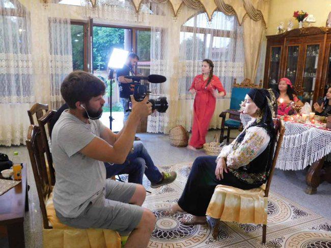 vrajitoarea Morgana in interviu