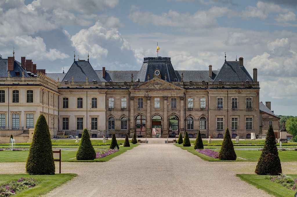 Blestemul castelului de la Luneville
