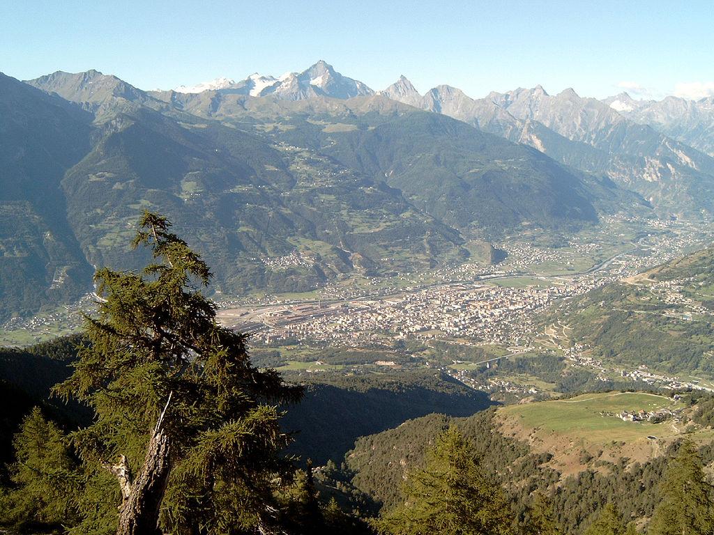 O pană misterioasă la Aosta