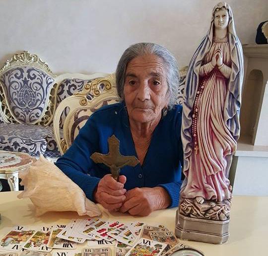 Mulţumiri din Slovenia și Italia pentru clarvăzătoarea mama Maria din Buzău