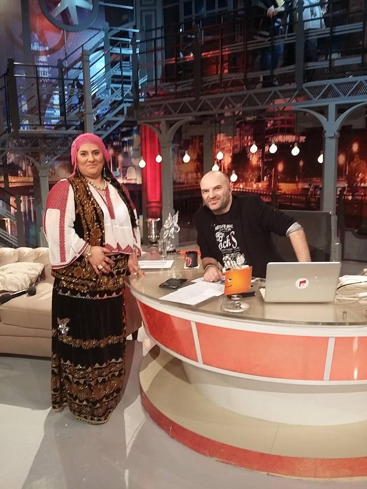 Vrăjitoarea Melissa face show la  Antena 1