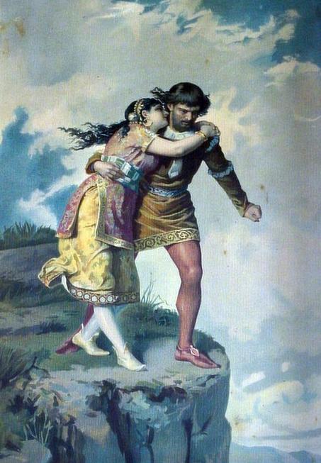 Stânca îndrăgostiţilor