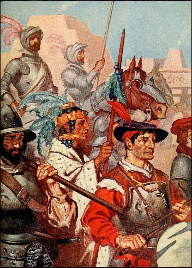 Teleportarea unui soldat spaniol în 1593 ?