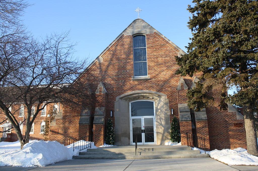 Fecioara Maria a apărut de trei ori în Champion, Wisconsin, S.U.A.