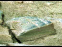 S-a descoperit o carte sacră pe Marte