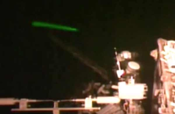 O dronă extraterestră a survolat Staţia Spaţială Internaţională