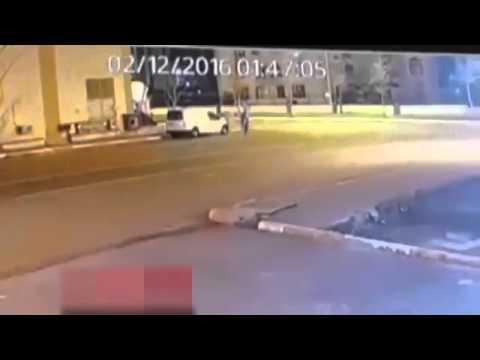 Un extraterestru filmat în oraşul kurd Diyarbakir din Turcia