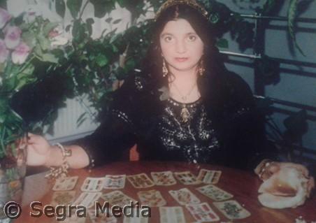 Mulţumiri din Europa pentru vrăjitoarea Mercedeza