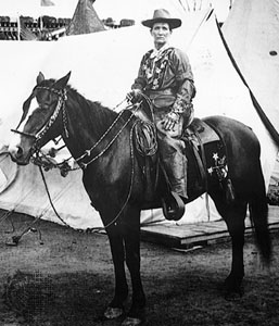 Calamity Jane, eroina Vestului Sălbatic