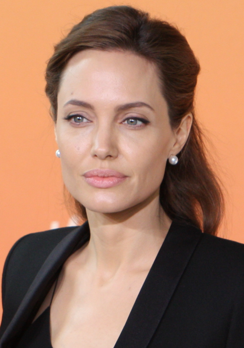 Actriţa Angelina Jolie despre soartă