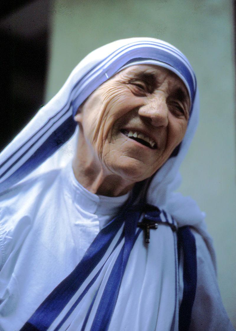Maica Tereza despre singurătate