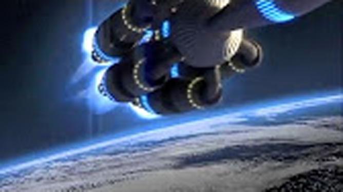 OZN-uri filmate de NASA
