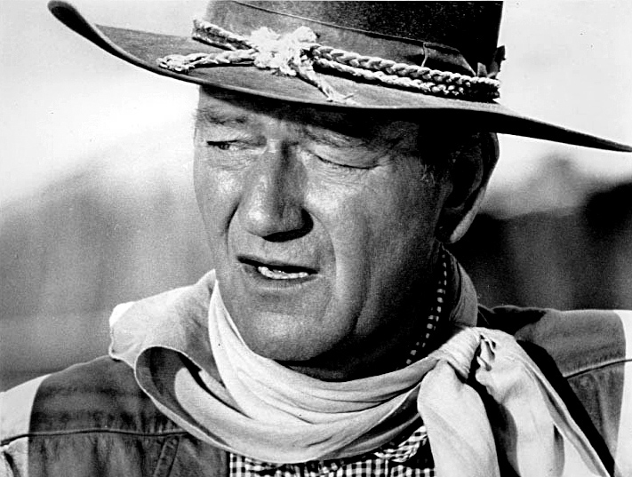 Cuvintele lui John Wayne