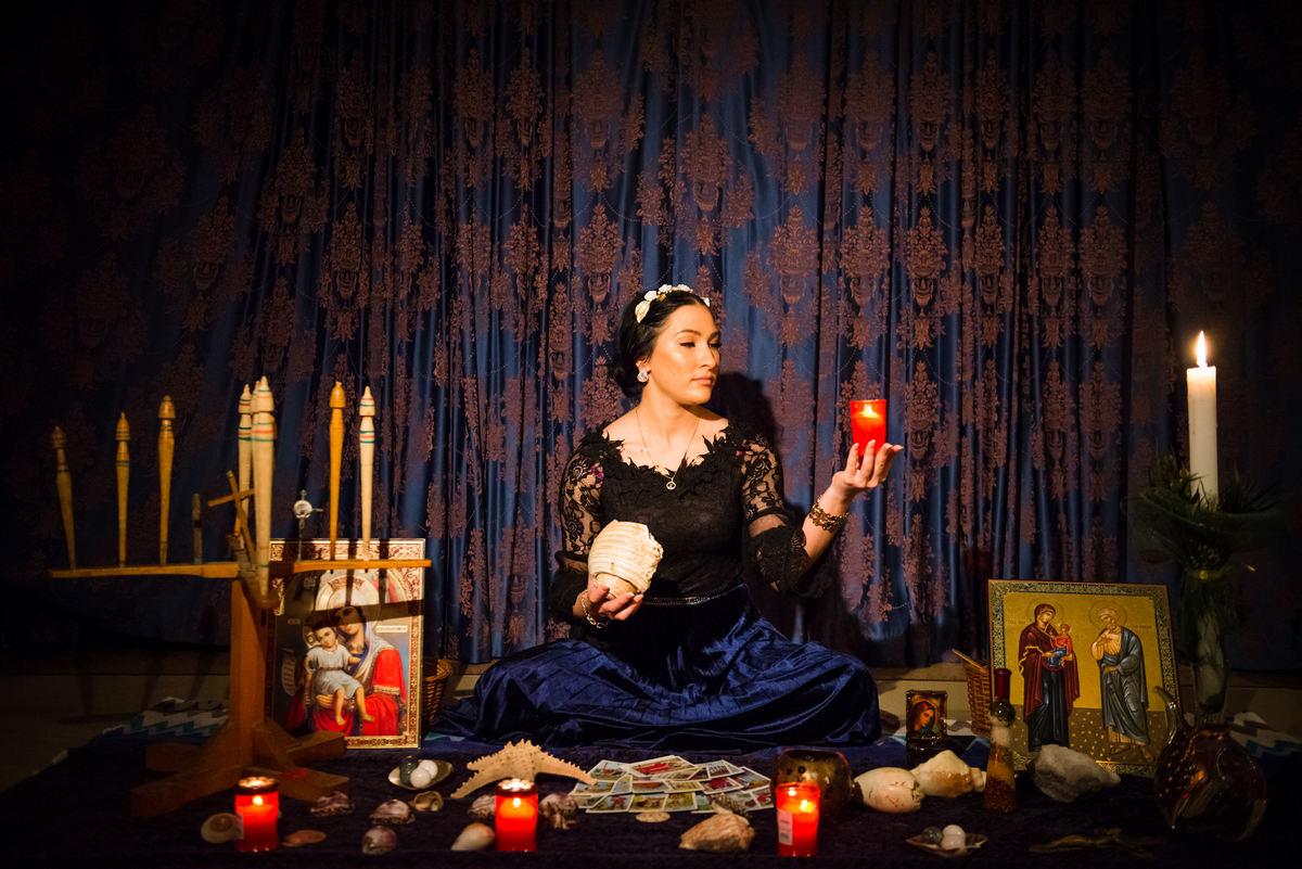 Regina şi maestra tămăduitoarelor din România şi din străinătate, Ioana Lorena