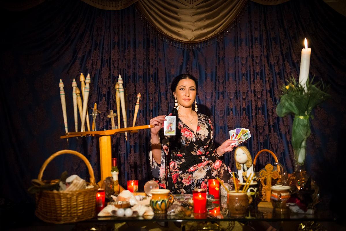 Mulţumiri din America și Rusia pentru vrăjitoarea Lorena