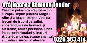 Banner 300x150 Vrajitoarea Ramona Toader
