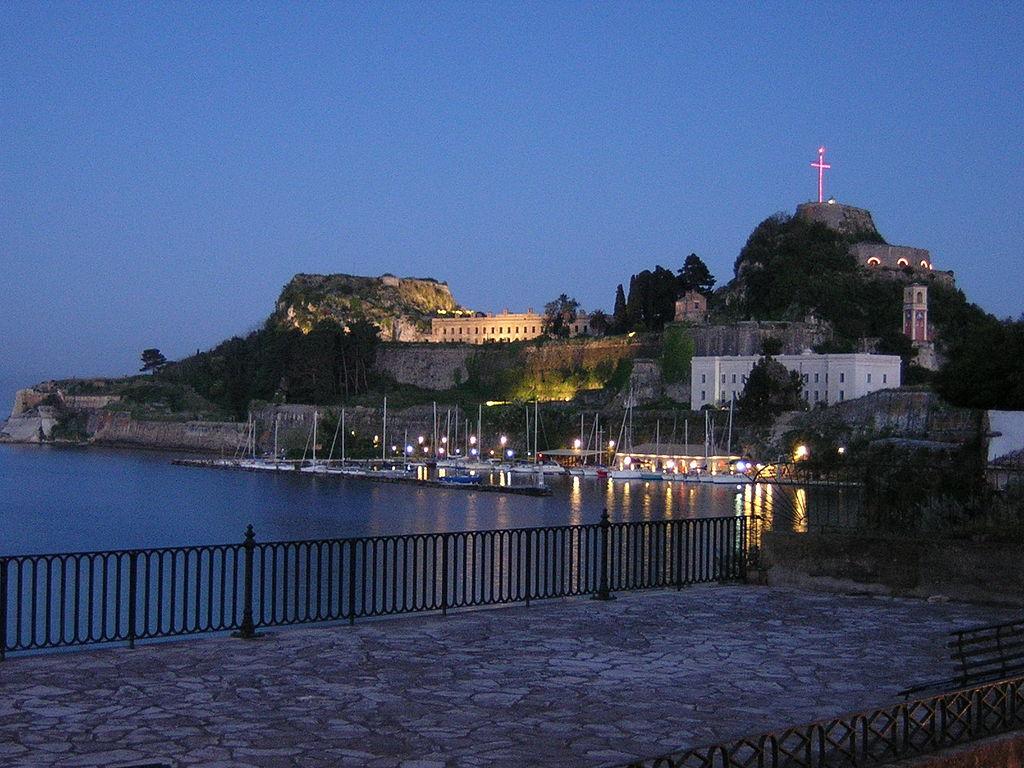 Insula Corfu, splendoarea din marea Ionică