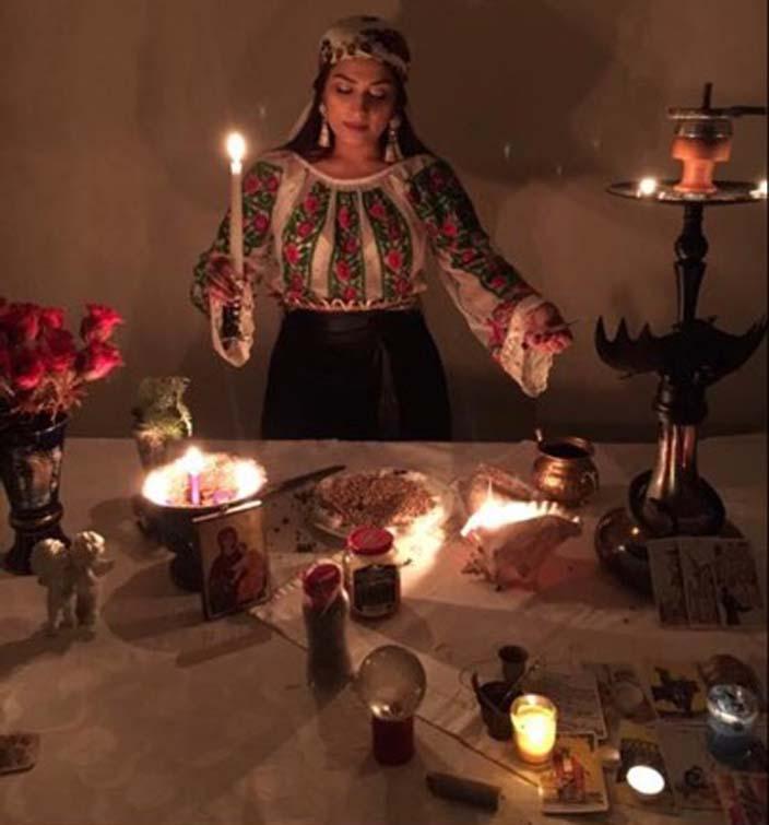 Mulţumiri pentru vrăjitoarea Daniela Lider