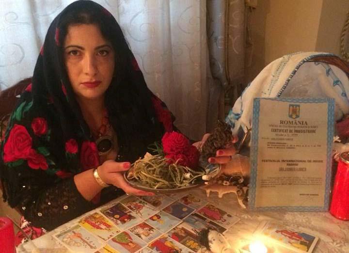 Mulţumiri pentru vrăjitoarea Florica din întreaga lume