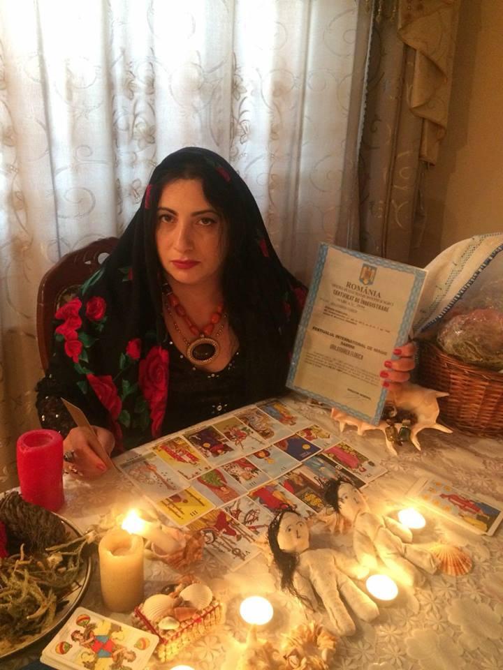 Mulțumiri noi din Grecia și Norvegia primite de vrăjitoarea Florica din București