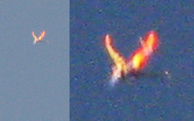 Îngeri zburând în Colorado