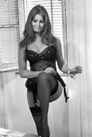 Sophia Loren despre sex appeal