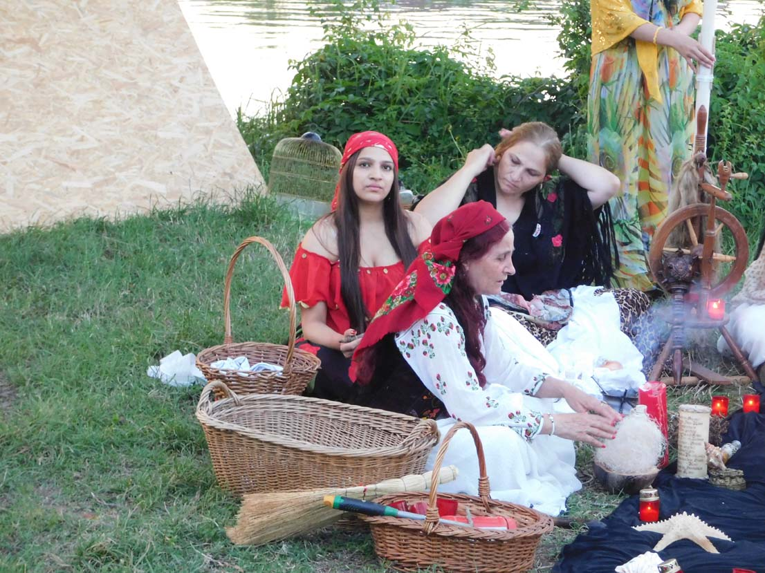 Mulţumiri din Uniunea Europeană și Brazilia pentru vrăjitoarea Elena Minodora