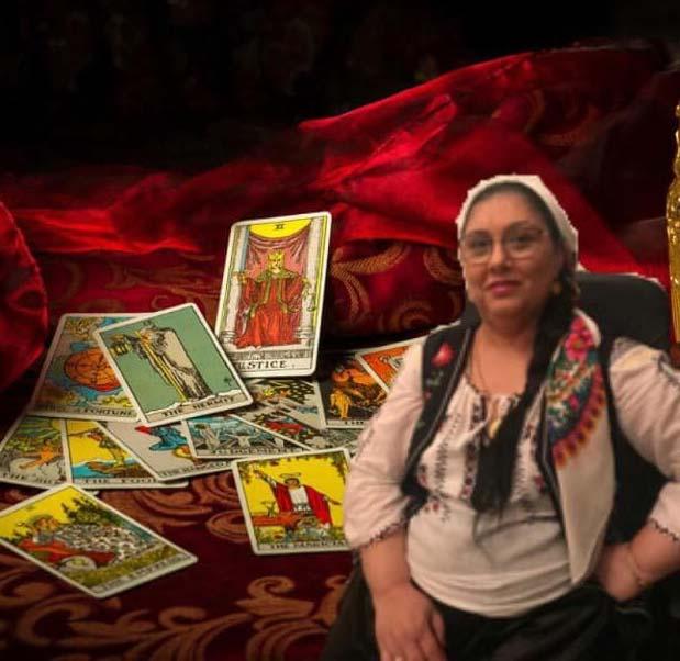 Mulţumiri pentru vrăjitoarea Rodica Gheorghe din Israel și Italia