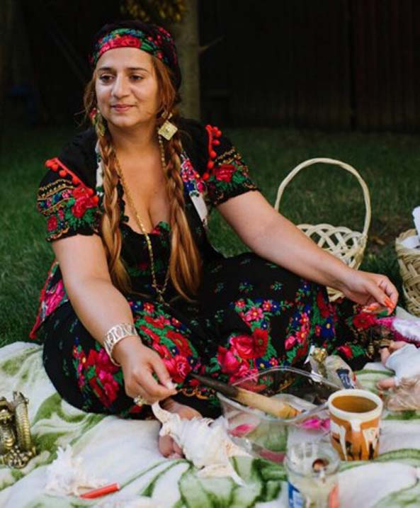 Ritual vrăjitoarea Vanessa